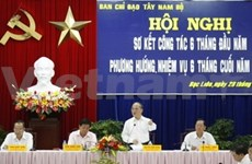 Mekong delta asked to invest more in infrastructure