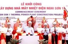 PM Dung kick-starts major power project