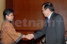 Vietnam, Indonesia emphasise strategic partnership