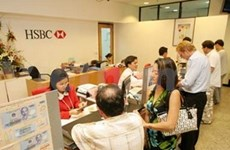 HSBC named 2010's best foreign bank in VN