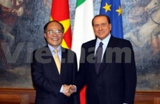 Italy, VN boost economic ties, tourist strategies