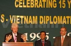 Vietnam-US diplomatic ties marked in US