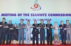 VN hosts ASEAN related meetings prior to AMM-43