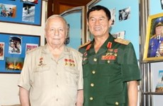 Vietnam-Russia friendship space-flight celebrated