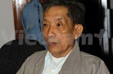 Khmer Rouge prison chief gets 35-year sentence