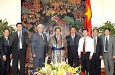 Vietnam helps investment projects in Uzbekistan