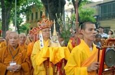 Buddhist week celebrates Hanoi's 1000th year