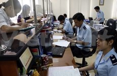 Customs sector works with global organisation