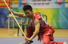 National junior wushu champs kicks off in Hanoi