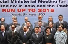 Vietnam speaks at key Asia-Pacific meeting