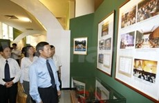 Exhibition on NA, AIPA opens in Hanoi