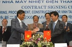 Work starts on first thermal plant in southern Vietnam