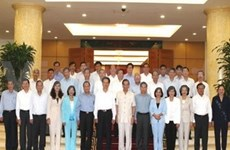 HCM City urged to become regional economic hub