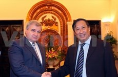 Vietnam, Russia underscore strategic dialogue