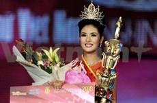 Hanoi beauty crowned Miss Vietnam 2010