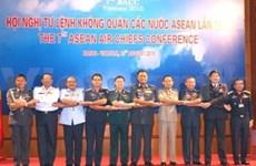 ASEAN air-force commanders meet in Hanoi