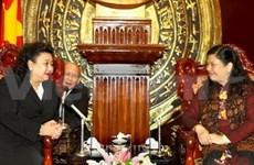 Vietnam, Thailand build legislative cooperation
