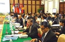 ASEAN senior economics officials meet in Da Nang