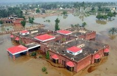 Asia joins hands in natural disaster control