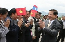 State President visits Laos localities