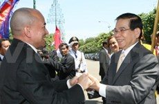 VN, Cambodia agree to high-level contacts