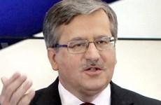 Polish leader praises Vietnam's regional role