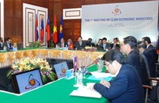 CLMV economic ministers meet for increased ties