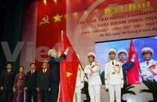 Hanoi honours outstanding individuals