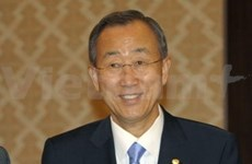 UN Chief greets VN's National Day