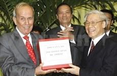 Vietnam, Cuba vow to deepen relations