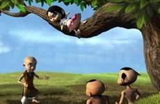 Cartoon on legendary Hanoi founder to screen