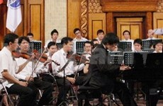 First int'l piano contest closes in Hanoi