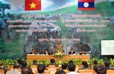 Memories of Vietnam-Laos fighting alliance