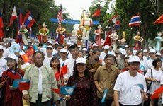 3,000 people to walk for Hanoi's millennium