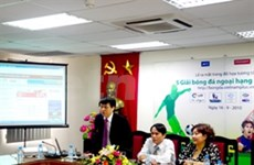 VietnamPlus, AFP launch new Euro football service