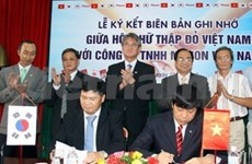Miwon VN supports humanitarian activities