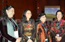 AIPA meeting aims to enhance role of women