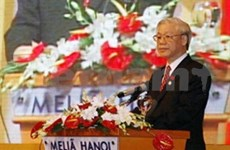 AIPA General Assembly opens in Hanoi