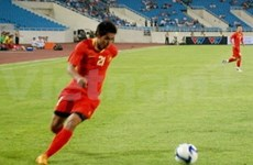 National squad takes on Kuwait at Millennium Cup