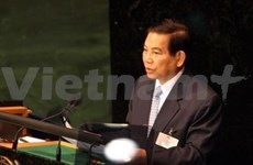 Vietnam considers sustainable development top priority