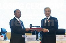AIPA-31 General Assembly wraps up in Hanoi