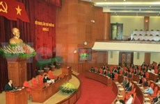 Party central committee convenes 13th meeting