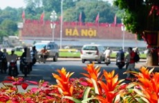 Many foreigners attend Hanoi's 1,000th birthday