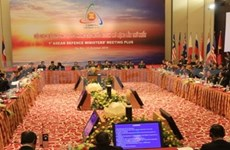 Region's defence ministers meet with partners