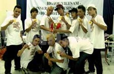 Big toe crew bags Asian hip-hop competition prize