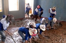 Int'l organisations pledge aid to flood victims