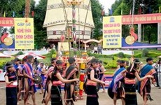 Exhibition of Central Highlands culture opens
