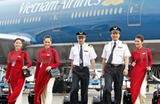 Commercial pilots to be trained in Vietnam