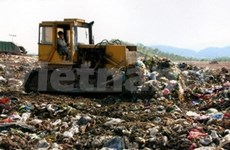 Japan helps Hanoi in industrial waste treatment