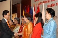 ASEAN women plan to expand economic power